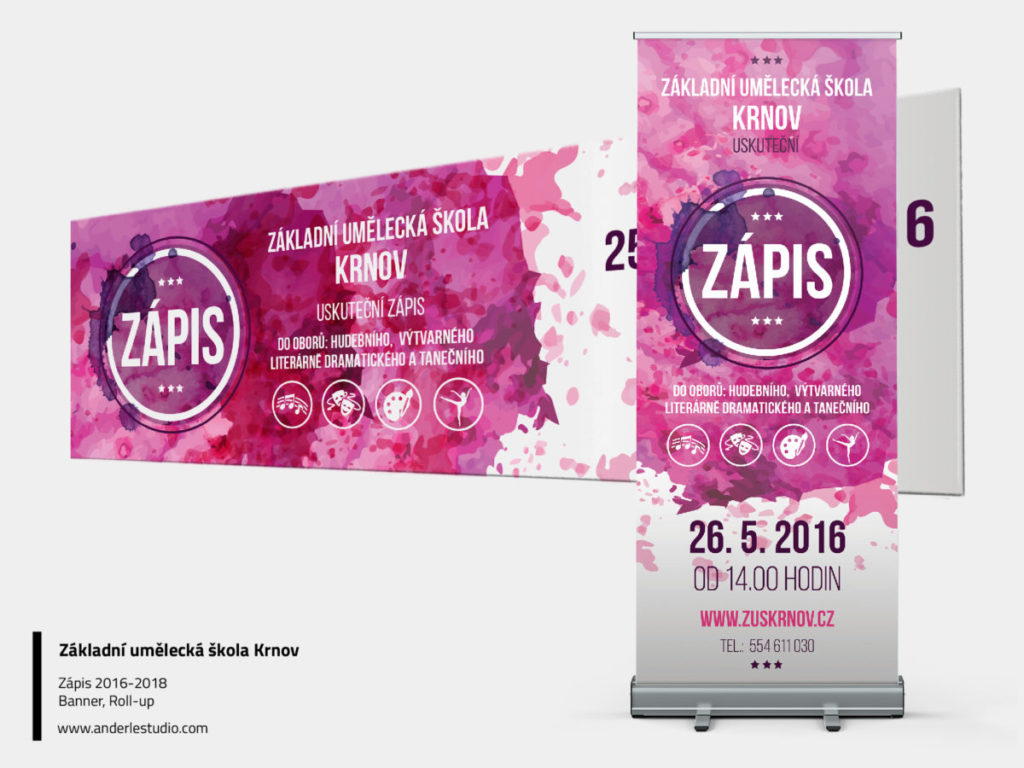 Roll-up | Banner