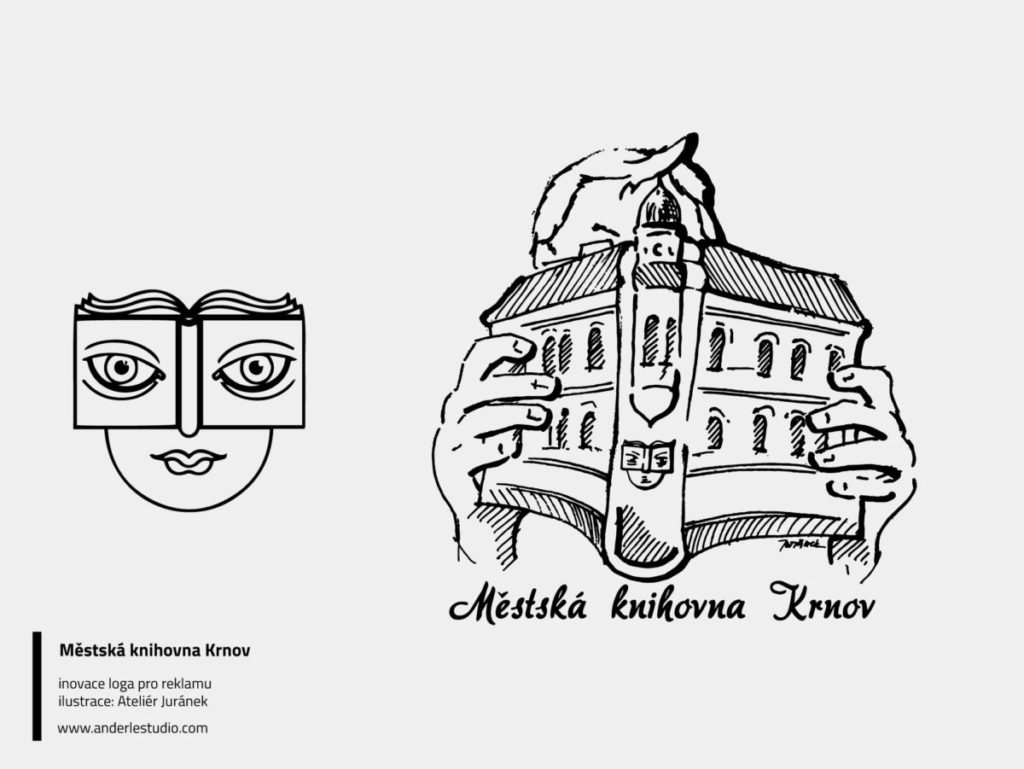 Městská knihovna Krnov